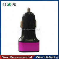 HOT selling Wholesale mobile phones accessories QC 2.0 cigarette lighter OEM usb car charger for smart phone