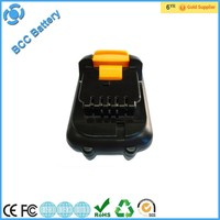 ni-cd ni-mh 12V battery for dewalt de9074 12V replacement DC9071,DE9037, DE9071 DE9075,DE9501, DW9071,DW9072,
