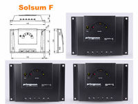 # Fangpusun Solsum8.8F PWM solar charge controller 8A 12V 24V for PV panel street light system