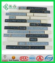 AJ020 Succinct ceramic mosaic tile for sale Gloss