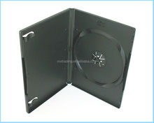 14mm Black Long DVD Case