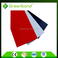 Greenbond modern decorative concrete exterior wall siding wall panels with good quality