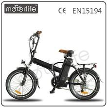 MOTORLIFE/OEM EN15194 2015 best selling low price electric bike