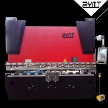 Hot sale! CNC hydraulic brake approved CE/ small CNC plate Bending machine/ hydraulic bender cnc controll