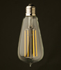 LED Bulb LED Filament bulb LED lamp Warm white Edison type High quality Home/Indoor Light