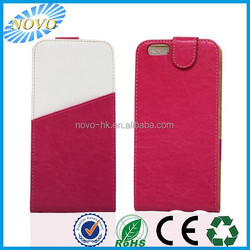 2015 pu leather flip case for iphone6. 6plus