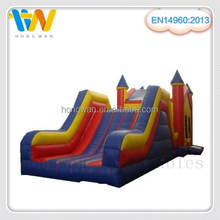 cheap giant inflatable bounce round water slides sale cheap bouncy castle