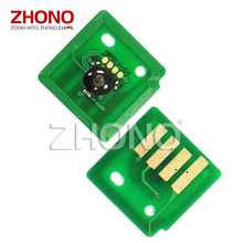 Toner chips for Xerox WorkCentre 7525 Compatible Xerox WorkCentre 7525 7530 75353 WC7525 WC7530 WC7535 Cyan Toner Cartridge Rese