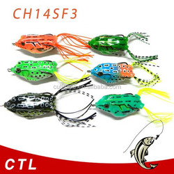 Attractive Frog Fishing Lure