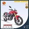 Made In China Good Reputation Street Bike 300CC Motorcycle SD300II
