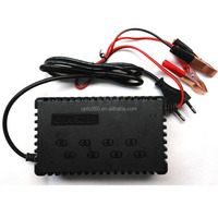 CC - CV - Float Charge Lead Acid Battery Chargers , OEM ODM Lead Acid Cell Charger