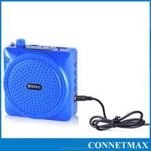 Unique 1 channel tour guide teaching portable waistband voice amplifier, Mini portable multifunctional megaphone