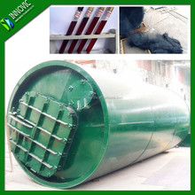 Used tyre pyrolysis plant for crude oil