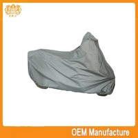 New design peva/pvc+pp pvc motorcycle waterproof cover made in China