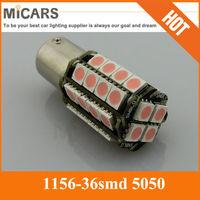 Electronic 1156 36smd 5050 cree auto led tail light