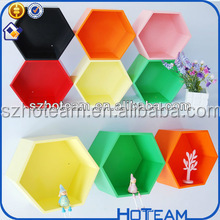 popular plastic square christmas ornaments