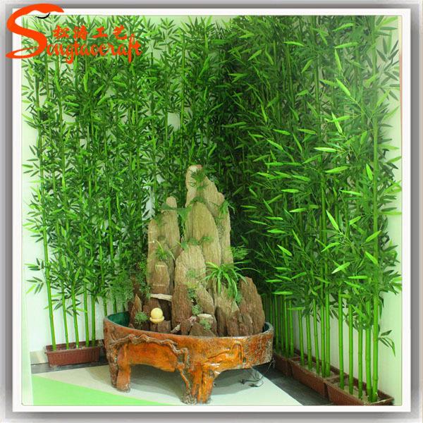 Pas cher artificielle bambou arbre toutes sortes de bambou for Faux bambou pas cher