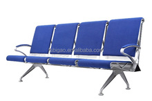 2015 BiGao Popular Modernize Aluminum Airport Lounge Chairs #2692