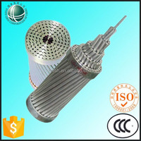 2015 hot selling AAC Aluminum bare conductor ASTER 2/0AWG ACSR overhead stranded cable for power transmission in Africa
