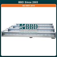 Advertising useful professional outdoor solar billboard light