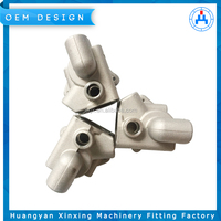 OEM Service Available Durable Solid Work Sandblasting Precision Parts