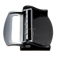 New Arrival Plastic Clip Adjustable Stopper Safety Buckle For Car Seat Belt