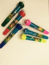 Roller stamp pen