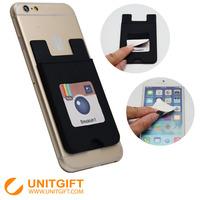 2015 Hot sale sticker phone case card holder