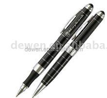Hot selling--Aurora metal roller pen FOR BANK GIFT, various design factory sales directly,roller tip pen 0.5mm