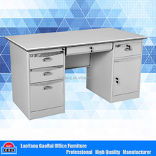 cheap modern office desk, stainless steel writing desk, cheap white computer desk