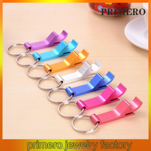 PRIMERO New Creative Multifunction Colorful Opener Portable Keychain Beer cans beverage bottle opener bottle opener key chain