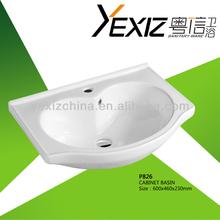 P826 alibaba china ceramics counter top sanitary ware camera wash basin