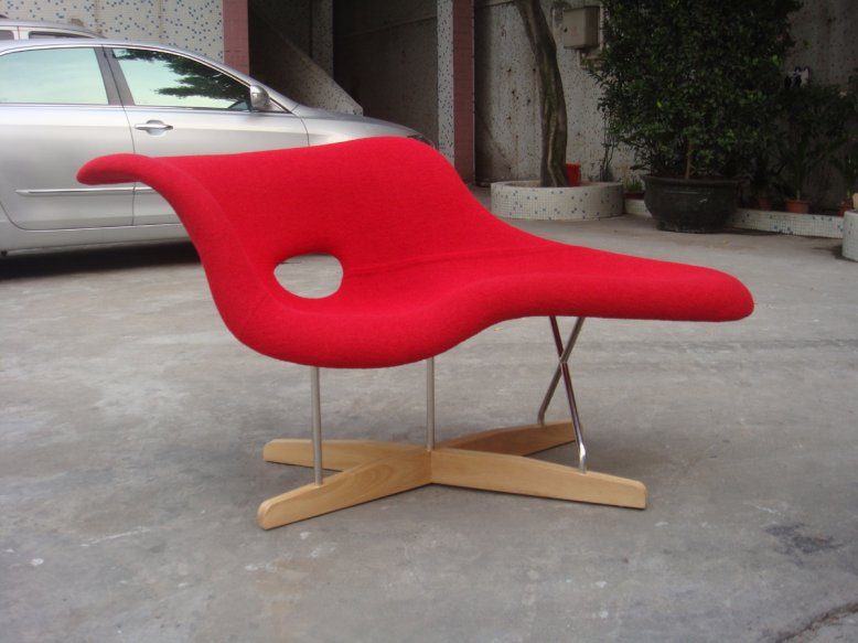 Creative Design Modern Elegant Leaf Lounge Chair Buy