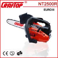 25cc 0.9kw 12 inch bar 2500 chain saw