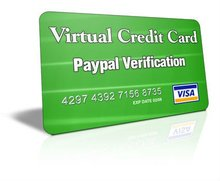 buy vcc and verify paypal account