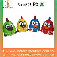 4 colors scream shrilling toy chicken