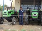 Deutz-Fahr tractor 45 HP