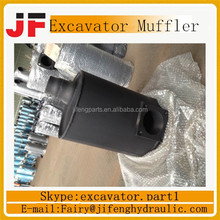 China supplier spare parts muffler for sale