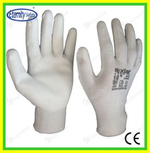 double coated on the fingertip Preferential price concessional rate coated glove