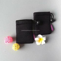 High quality wholesale zipper nylon mesh bags