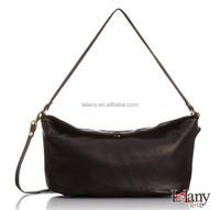Guangzhou factory custom design fashion women shoulder bag leather skull bags