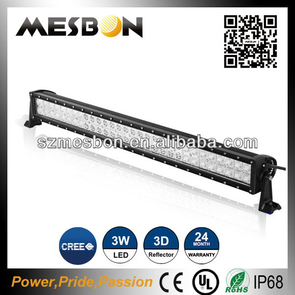 2015 NEW 30inch 180W off road led light bar super bright affordable price latest curved LED light bar