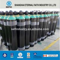5 kg gas cylinder Seamless Steel Argon Cylinder Seamless Steel Gas Cylinder