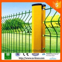 Welded wire mesh fence netting, dog iron fence netting mesh