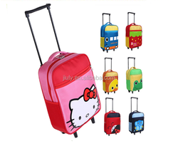 lovely kids trolley bag with wheel