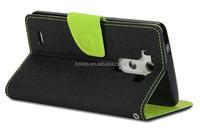 Made in China custom design flip cover case for lg g2 g3