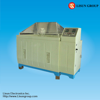 YWX/Q-010 ASTM standard salt spray chamber is to test salt spray corrosive