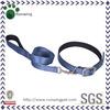 Luxury Neoprene Padded Adjustable Dog Collar and Leash