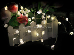 Decorative Light Christmas LED Copper Wire String Light