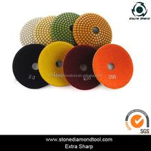 nylon polishing pads/ nylon diamond pads to Mexico